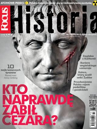 Kto naprawdę zabił Cezara?