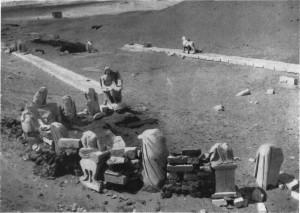 Hipotetyczne miejsce spoczynku Aleksandra w Memfis