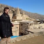 Tajemnice jezydów #1: Świątynia w Lalish (360).
